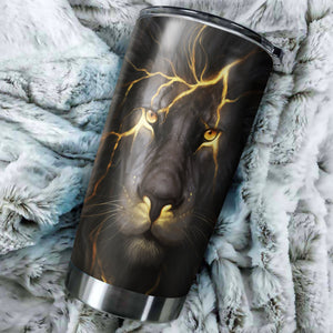 Lion Thunder Tumbler - perfect gift Stainless Traveling Mugs