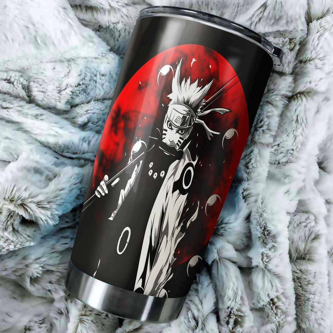 Naruto Tumbler - perfect gift Stainless Traveling Mugs