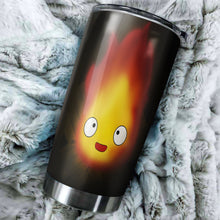 Load image into Gallery viewer, Calcifer Cute Tumbler