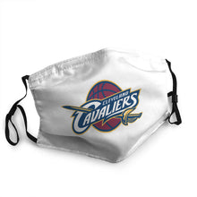 Load image into Gallery viewer, Cleveland Cavaliers N.B.A Cool Mask (PM 2.5)