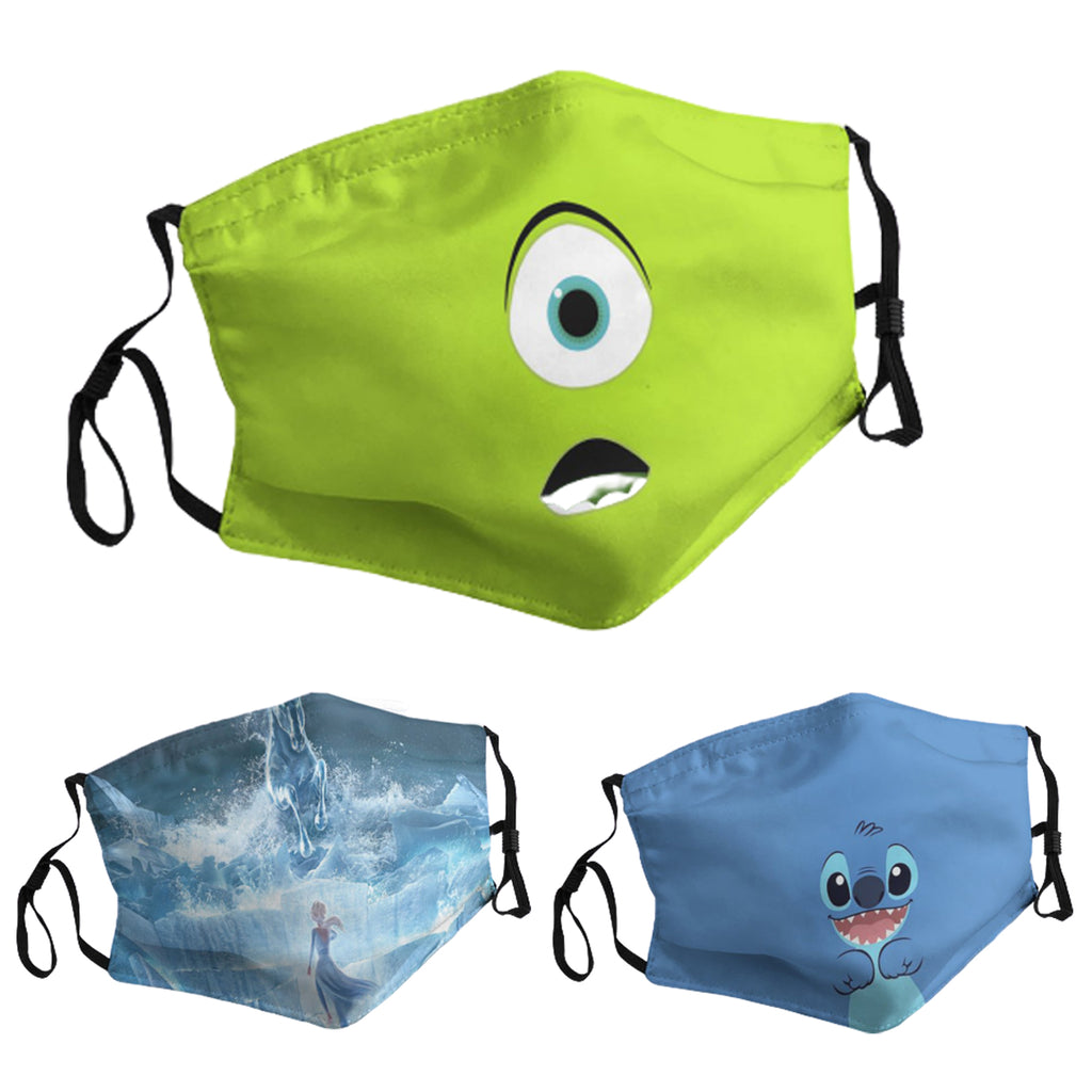 Monsters University Mask (from 9.99$/pc)