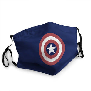 2020 Super Heroes Captain USA (PM 2.5)