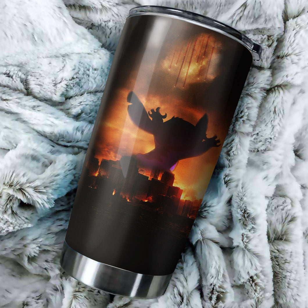 Stitch City Tumbler - perfect gift Stainless Traveling Mugs