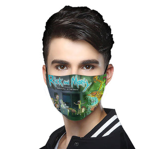 Hot 2020 RnM Mask (PM 2.5)