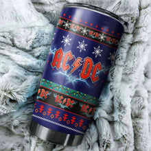Load image into Gallery viewer, ACDC Christmas Tumbler