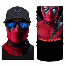Load image into Gallery viewer, Super Hero D.pool Bandanas (from 10.99$/pc)