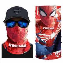 Load image into Gallery viewer, Super Hero Spider Man Bandanas (from 10.99$/pc)