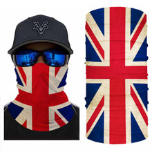 Load image into Gallery viewer, United Kingdom Flag Bandanas (from 10.99$/pc)