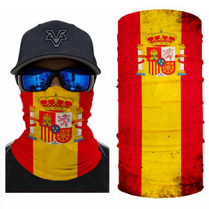 Spain Flag Bandanas (from 10.99$/pc)