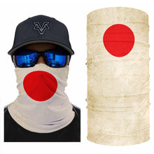 Load image into Gallery viewer, Japan Flag Bandanas (from 10.99$/pc)