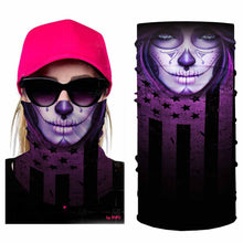 Load image into Gallery viewer, Nightmare Skull Bandanas (from 12.99$/pc)