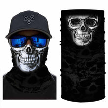 Load image into Gallery viewer, Best Seller Dark Skull Bandanas (from 12.99$/pc)