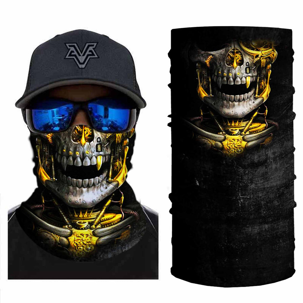 Golden Skull Bandanas (from 12.99$/pc)