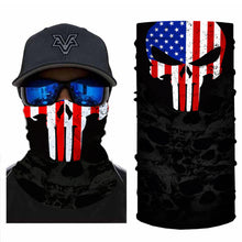 Load image into Gallery viewer, American Skull Bandanas (from 10.99$/pc)