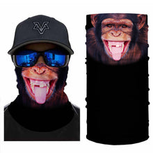Load image into Gallery viewer, Gibbon Bandanas (from 10.99$/pc)