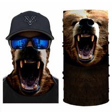 Load image into Gallery viewer, Polar Bear Bandanas (from 10.99$/pc)