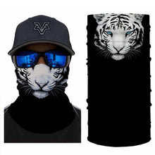 Load image into Gallery viewer, White Tiger Bandanas (from 10.99$/pc)