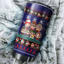 Load image into Gallery viewer, BTS 2 Christmas Tumblers