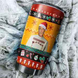 Epstein kill himself christmas Tumbler