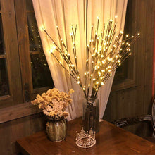 Load image into Gallery viewer, Christmas Tree Decorations for Home LED Willow Branch Lamp