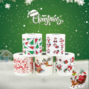 Christmas Toilet Paper New 2021