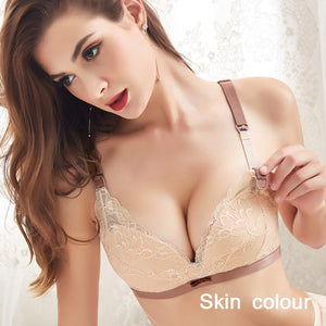 Sexy Cotton Soft Bra Comfort