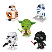 Load image into Gallery viewer, Star Wars Series Mini Blocks