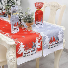Load image into Gallery viewer, Christmas Table Decoration 70 inch x 15 inch