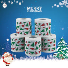 Load image into Gallery viewer, Christmas Toilet Paper New 2021