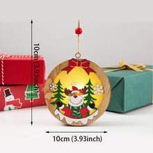 Load image into Gallery viewer, Christmas Night Light Desktop Lamp Party