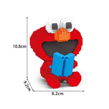 Load image into Gallery viewer, The Best of Elmo Series Building Blocks