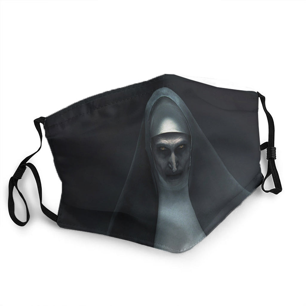 The Nun Hornor Mask (from 9.99$/pc)
