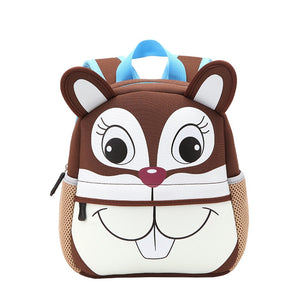 Cute Kids 3D Animal Children Backpacks