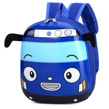 Load image into Gallery viewer, Kid's 3D Car Shape School Backpacks