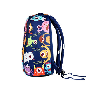 New Little Monster School Bags