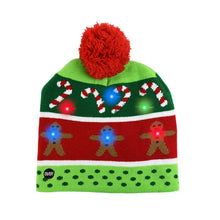 Load image into Gallery viewer, LED Christmas Hat 2021