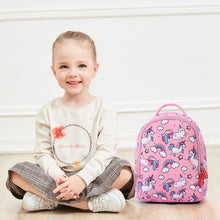 Load image into Gallery viewer, Pink Unicorn School Bags For Girls