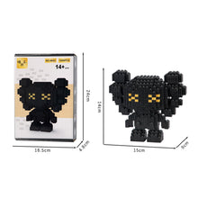 Load image into Gallery viewer, KAWS Building Blocks Figure