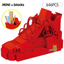 Load image into Gallery viewer, Mini Basketball Shoes Building Blocks