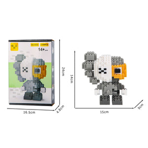 KAWS Building Blocks Figure