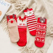 Load image into Gallery viewer, Christmas Socks Gifts Xmas