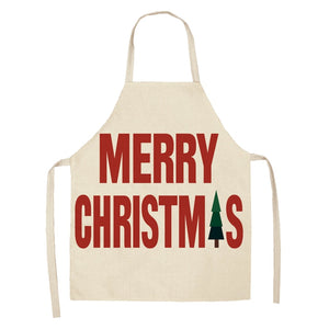 Christmas Chef Apron