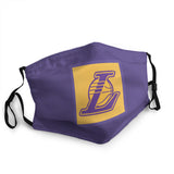 N.B.A LA Lakers Hot Mask (PM 2.5)