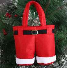 Load image into Gallery viewer, Santa Claus Pants Gift Bag