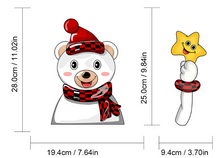 Load image into Gallery viewer, CHRISTMAS WIPER- BUY 3 FREE SHIPPING