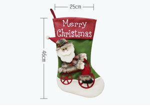 #3 Christmas Stocking Decorations