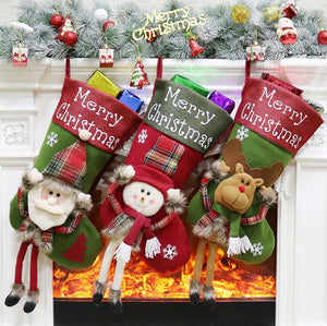 #4 Christmas Stocking Decorations