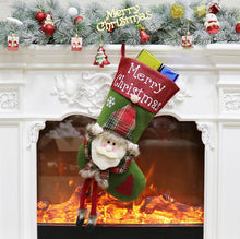 Load image into Gallery viewer, #4 Christmas Stocking Decorations