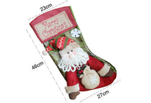 Load image into Gallery viewer, #5 Christmas Stocking Decorations