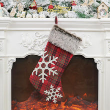 Load image into Gallery viewer, #7 Christmas Stocking Decorations
